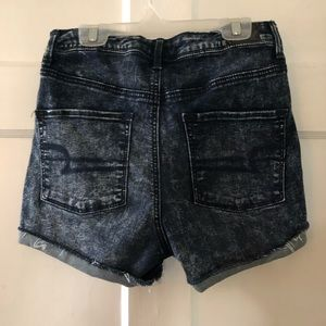 American Eagle Outfitters Shorts - American Eagle Sky High Shortie